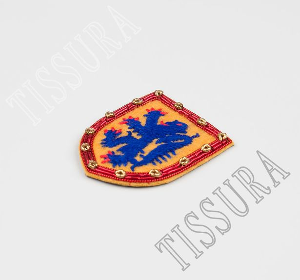Embroidered Patch #3