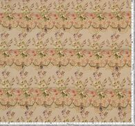 Swarovski Embroidered Silk Chiffon #2