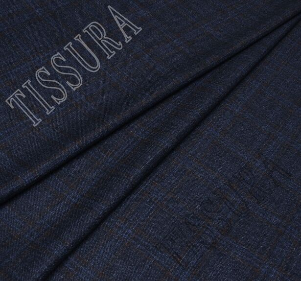 Worsted Wool, Silk & Cashmere #1