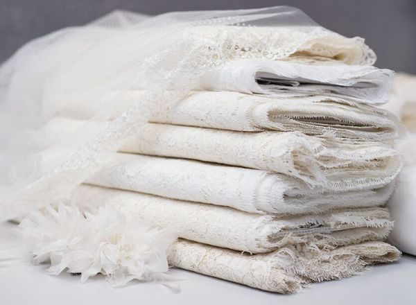 Couture Bridal Dress Fabrics