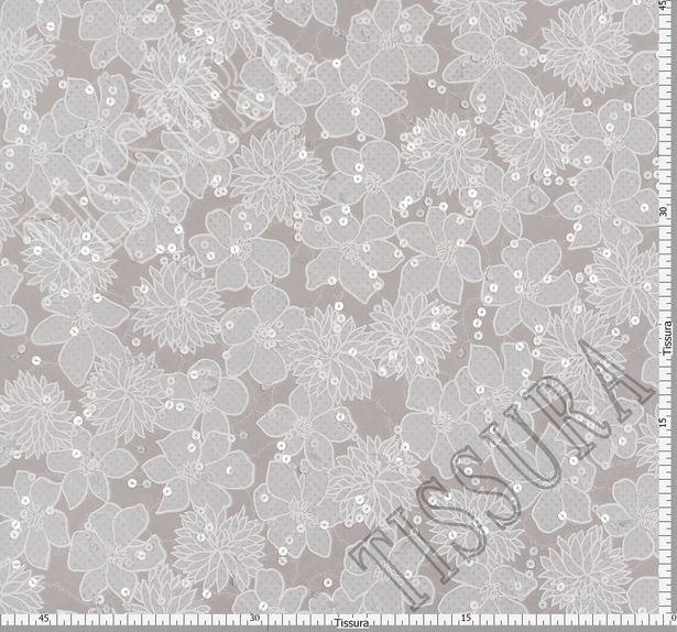 Designer Sequined Cotton #2