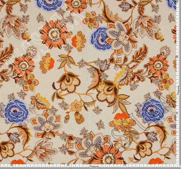 Silk & Cotton Jacquard #2