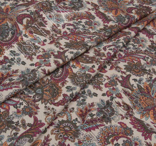 Wool & Silk Crepe #3