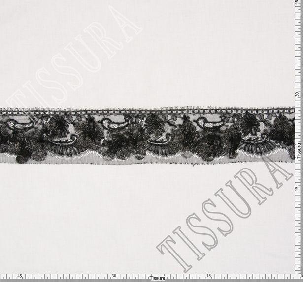 Applique Embroidered Lace Trim #2
