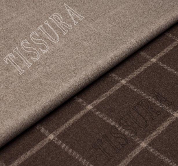 Double Faced Pecora Nera® Wool #1