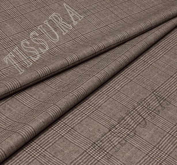 Suiting Pecora Nera® Wool Fabric #1