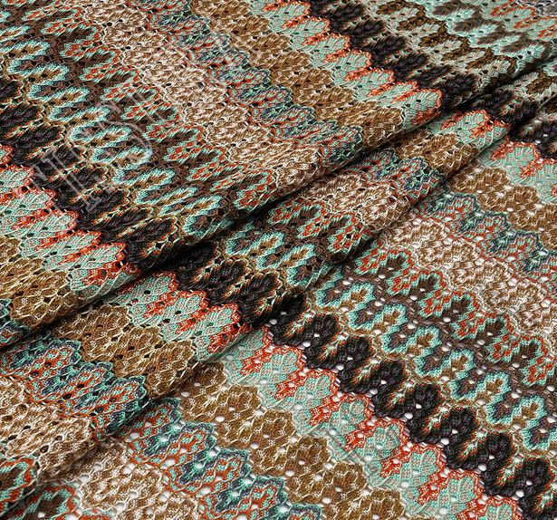 Knitted Fabric  #1