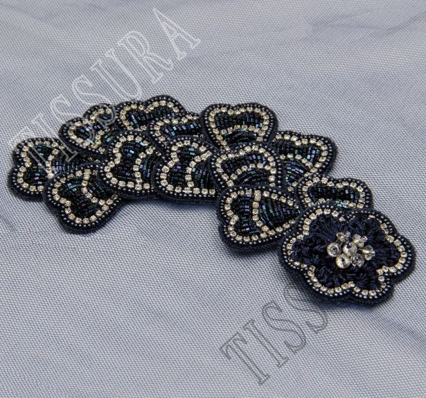 Beaded Patch #1