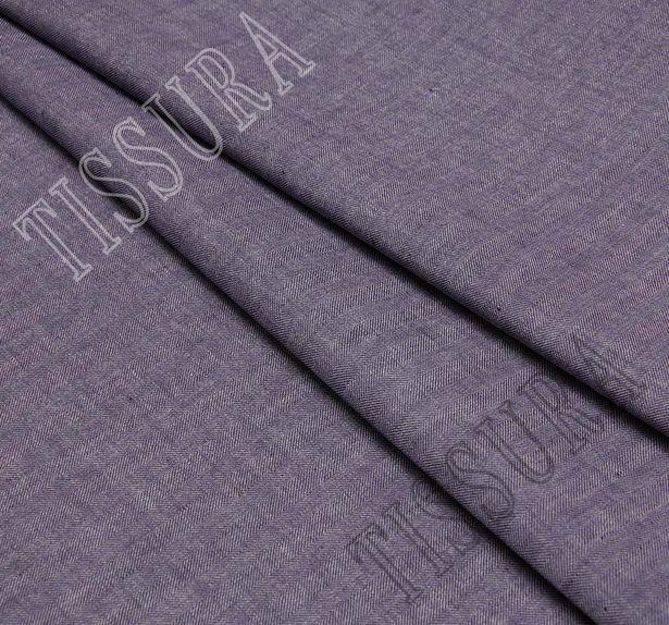 Linen, Worsted Wool & Silk #1