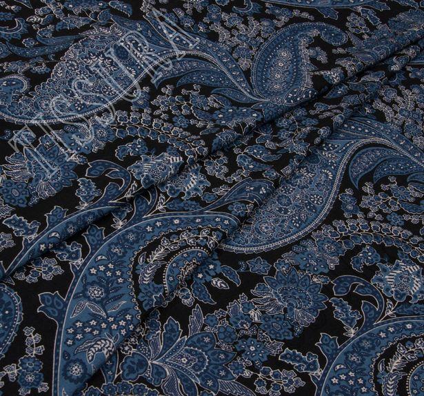 Wool & Silk Twill #3