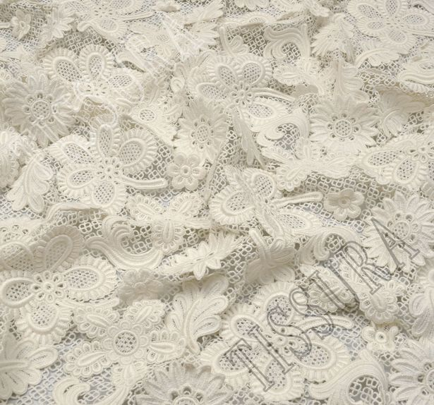 High Fashion Guipure Lace #4