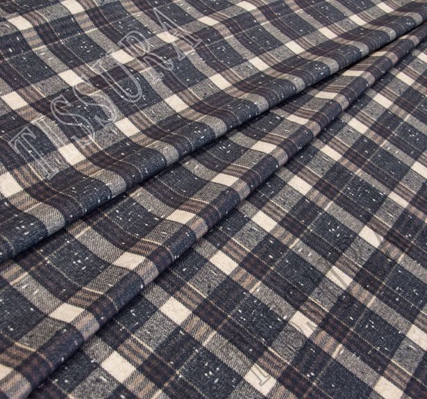 Double Faced Wool Flannel #4