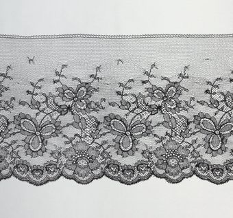 Assorted Chantilly Lace Trim #1