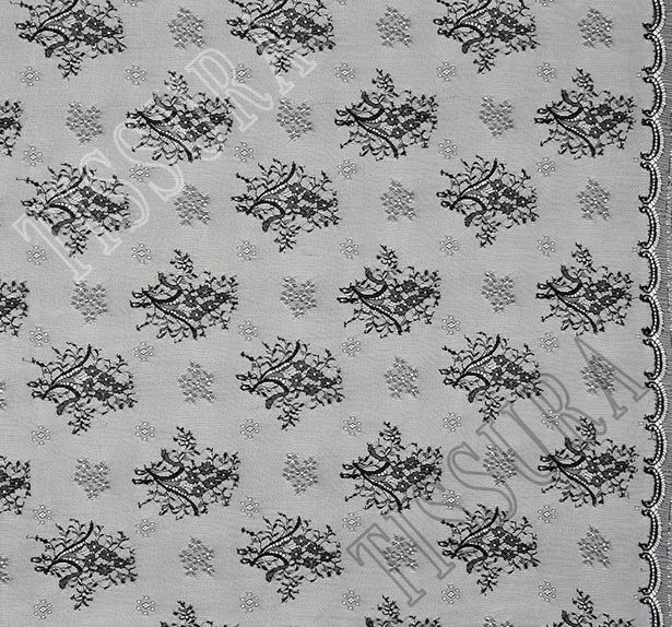 Silk Chantilly Lace #3