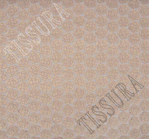 Floral Appliqued Linen #2