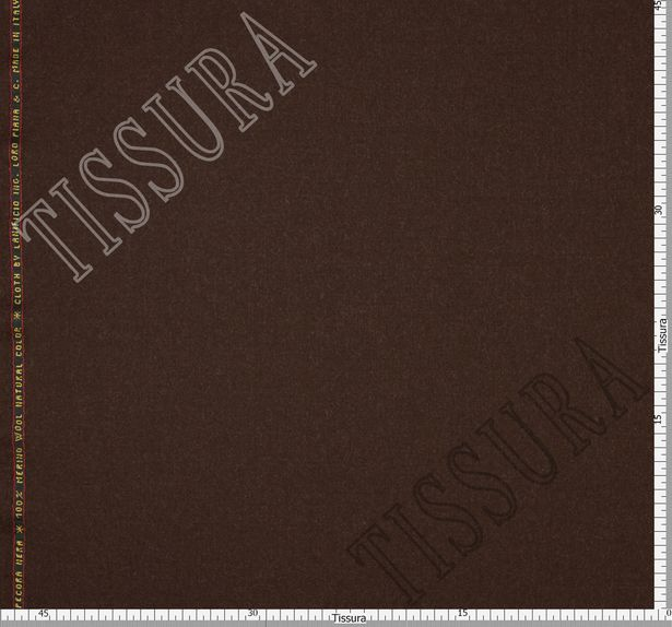 Suiting Pecora Nera® Wool Fabric #2
