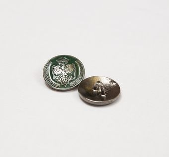 Enamel Button #1