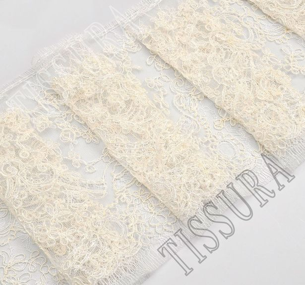 Corded Lace Trim #4
