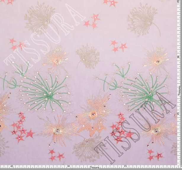 Swarovski Embroidered Tulle #2