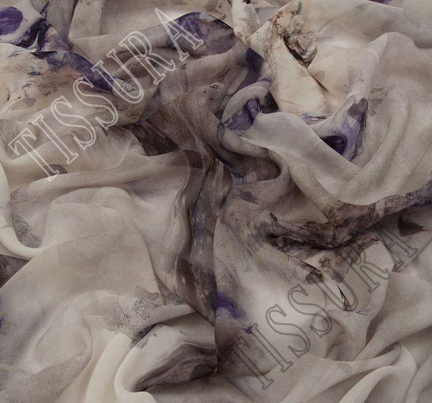 Silk Georgette #3