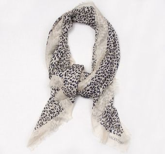 Modal & Cashmere Scarf #1