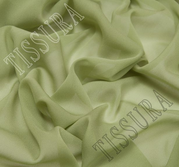 Stretch Silk Chiffon #1