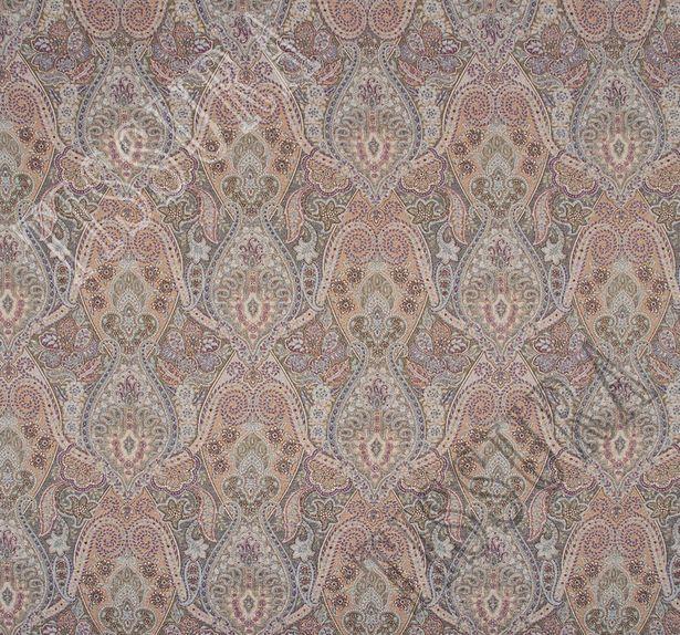 Metallic Wool & Silk #1