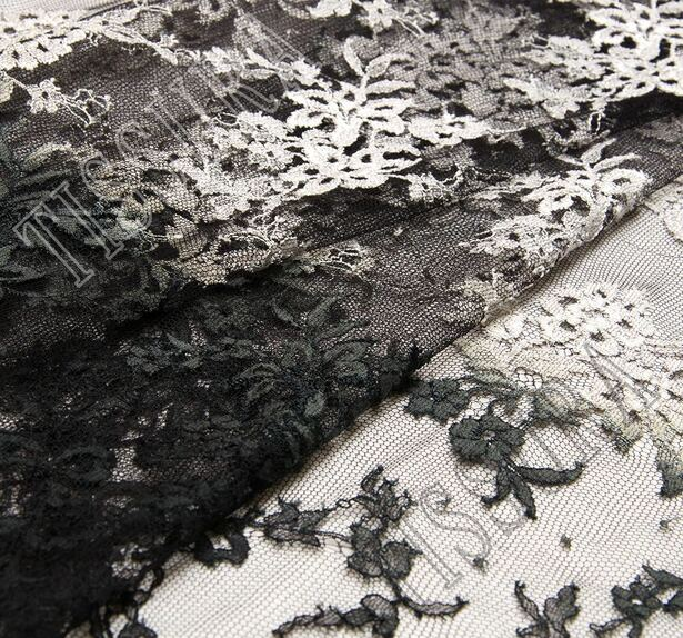 Ombre Chantilly Lace #1