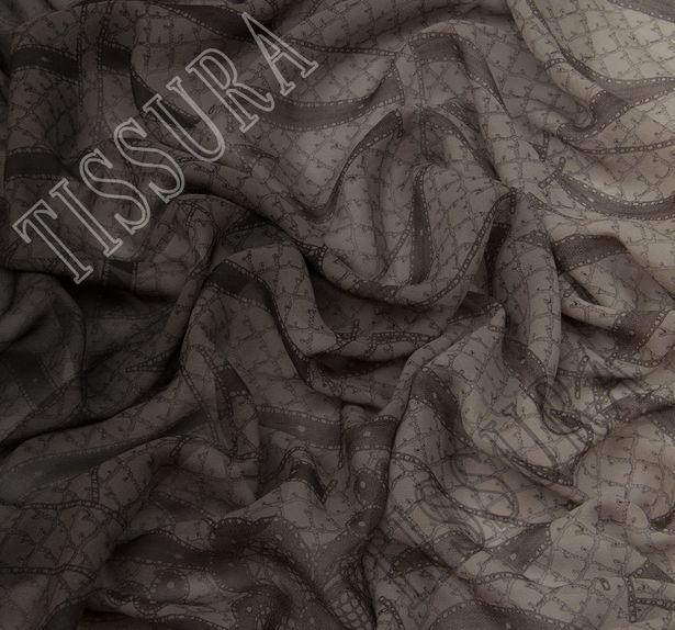 Ombre Silk Scarf #3
