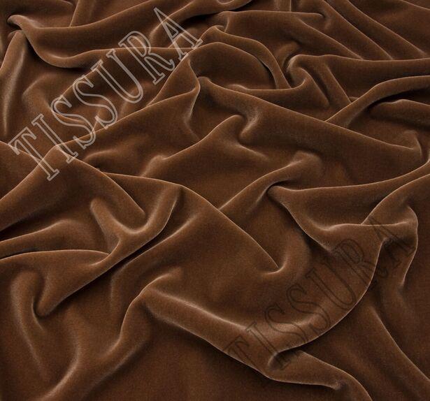 Silk Velvet Fabric #1