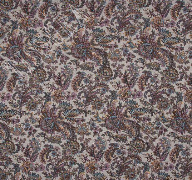 Wool & Silk Crepe #1