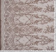 Silk Chantilly Lace #2