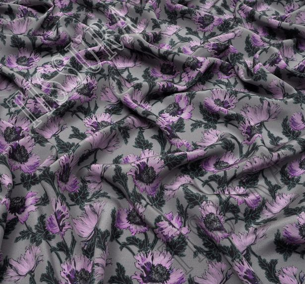 Silk Crepe de Chine #3