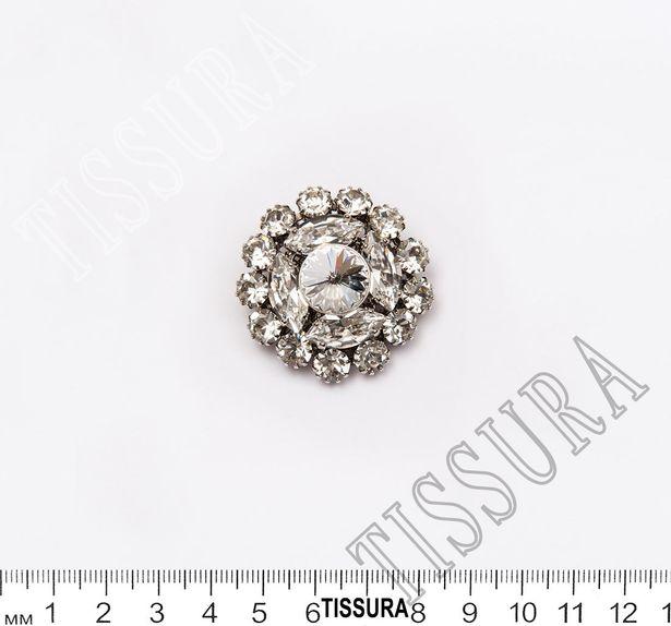Rhinestone Button #2