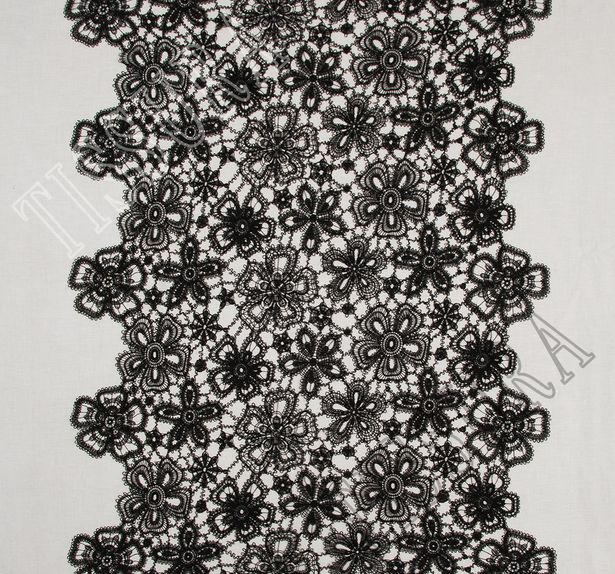 Guipure Lace #4