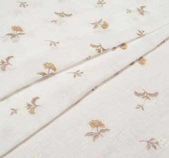 Embroidered Linen #1