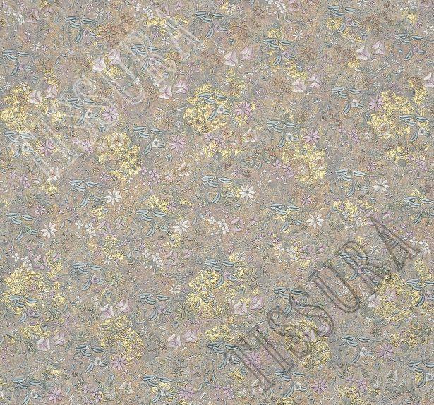 Embroidered Jacquard Cloque #3