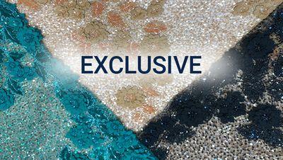 Sale 40% and 60% on Italian Exclusive Fabrics