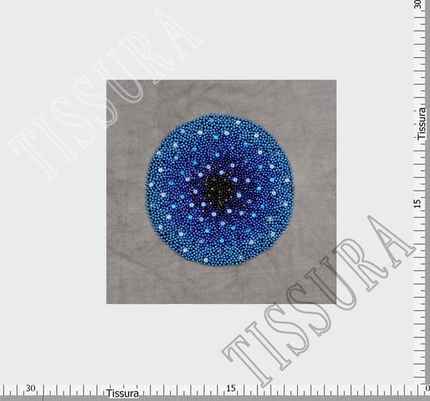 Beaded Patch #2