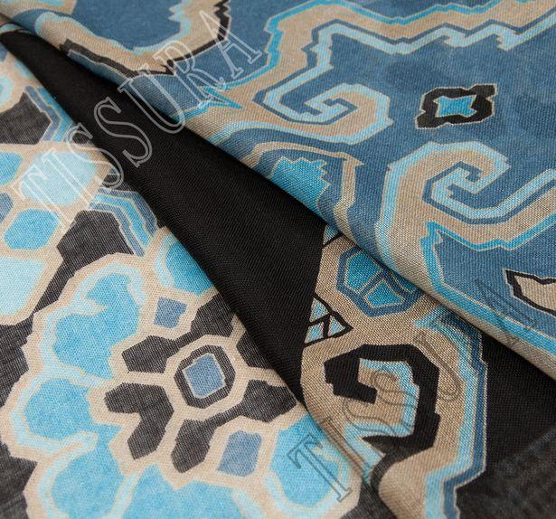 Cashmere & Silk Scarf #3