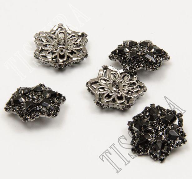 Rhinestone Buttons #3