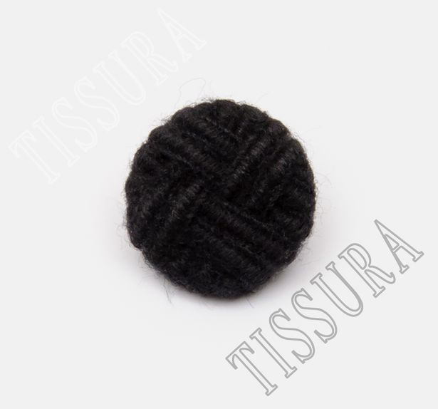 Mohair Braided Buttons #1