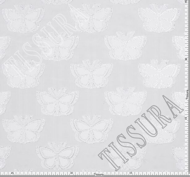 Fil Coupe Jacquard Fabric #2