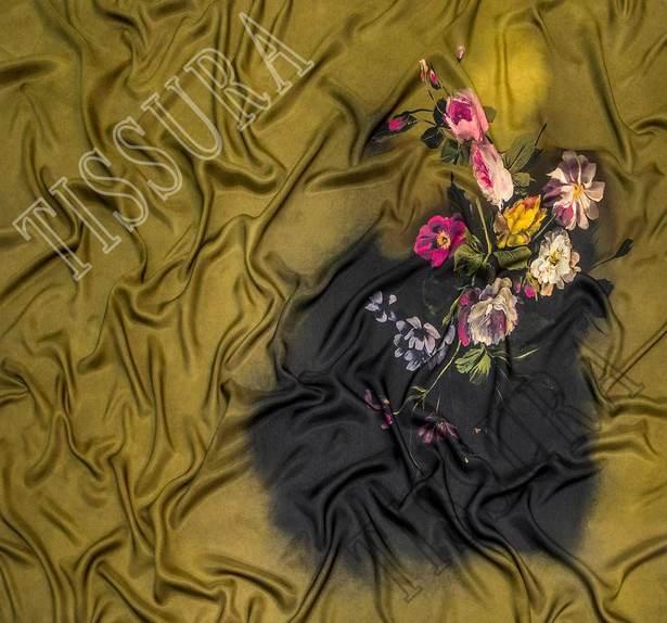 Silk Crepe Back Satin #4