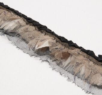 Feather Lace Trim #1