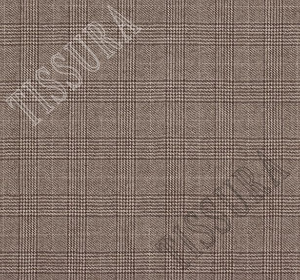 Suiting Pecora Nera® Wool Fabric #2