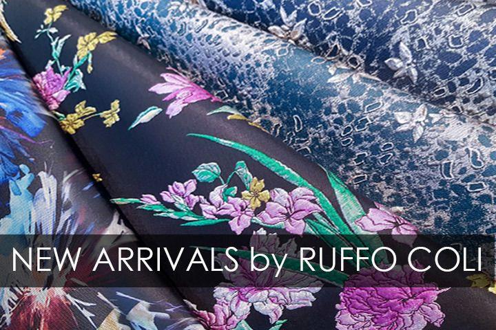 Ruffo Coli fabrics