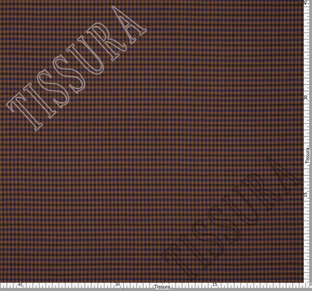 Double Faced Suiting Fabric with Elastane #2