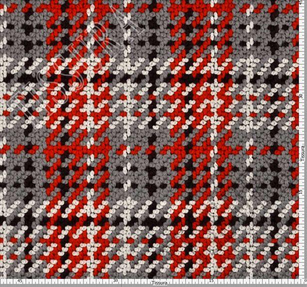 Wool Jacquard #2