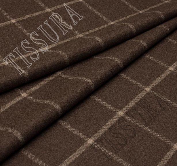 Double Faced Pecora Nera® Wool #2